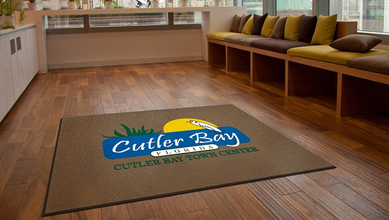 Premium Carpet Logo Interior Mat