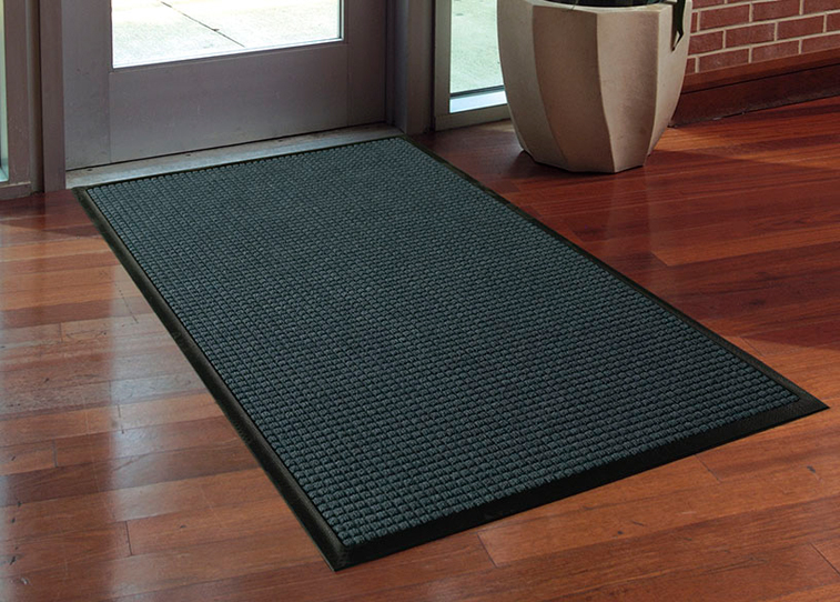 Square Pattern Waterhog Mat