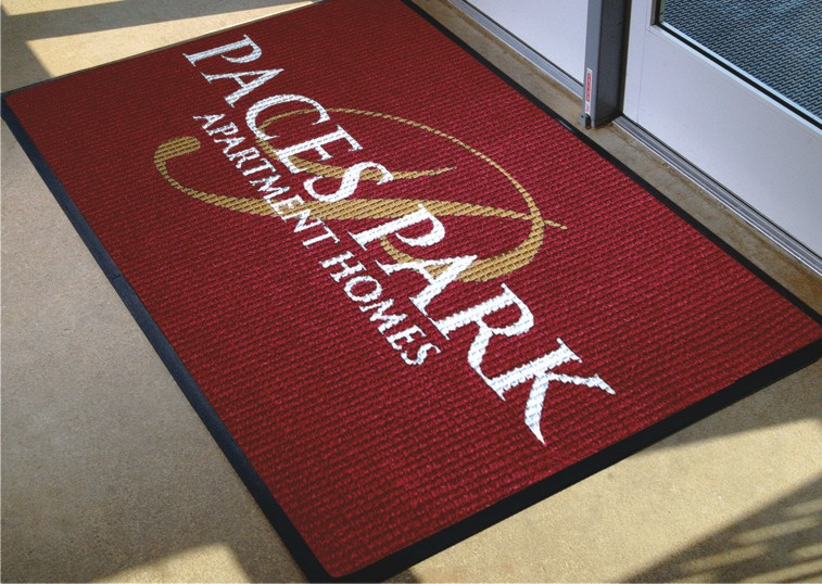 Logo Inlay Waterhog Mat