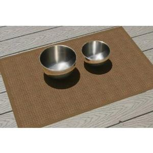 Non-Personalized Pet Food Place Mat